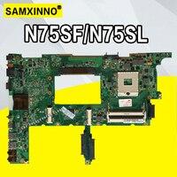 N75SF N75SL 마더 보드 REV:2.0 For Asus N75SF N75SL N75S 노트북 마더 보드 N75SF 메인 보드 N75SL 마더 보드 테스트 100% OK