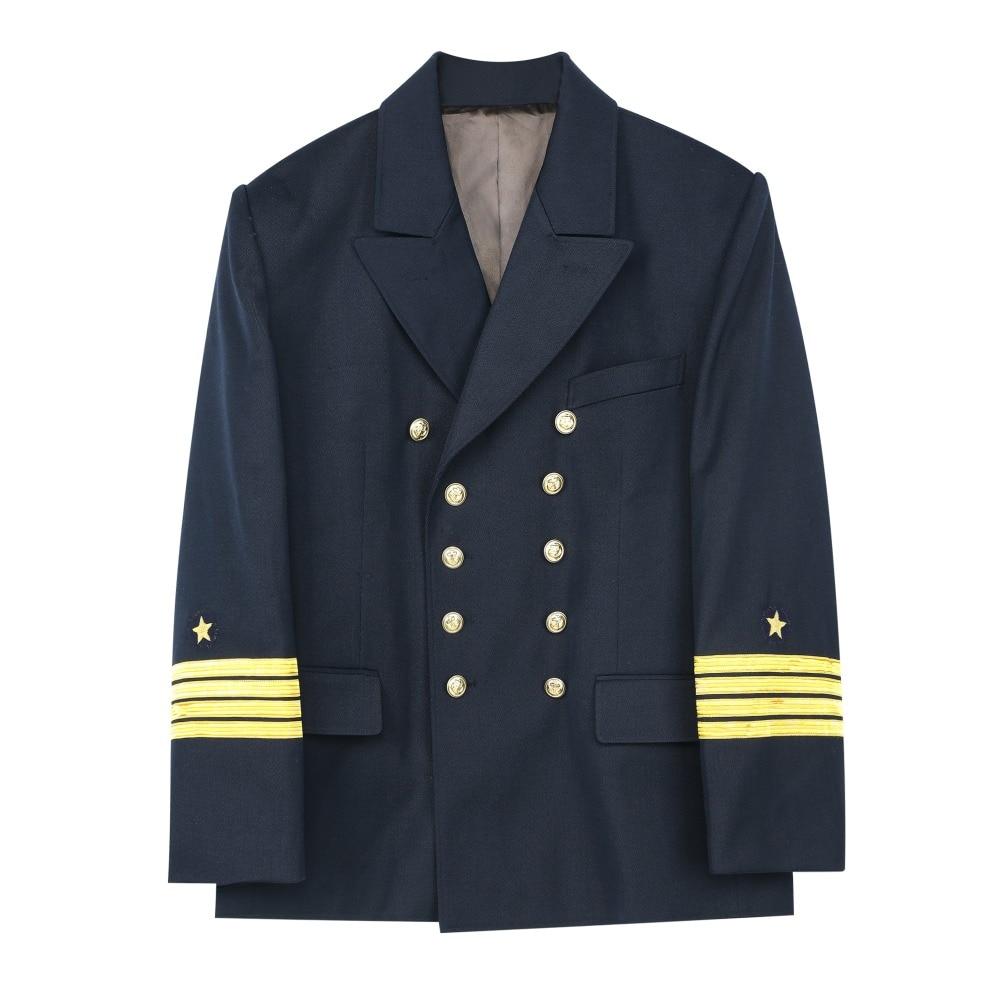 EMD WW2 German Kriegsmarine Officer/Admiral Wool Tunic1