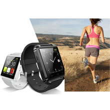 U8 smart uhr handgelenk smart uhr U8 Sync Anruf push-nachricht U8 uhr smartwatch für IOS Xiaomi LG HTC Samsong Android smart telefon