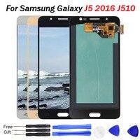 J5 Pro display For Samsung J5 pro screen 2016 J510 J510F J5108 Display J510FN LCD Screen Digitizer Assembly J510 LCD screen