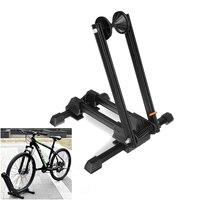 напольная подставка для велосипеда велосипедный багажник в сложенном виде регулируемая парковка стойки крытый хранения велосипедный спорт держател