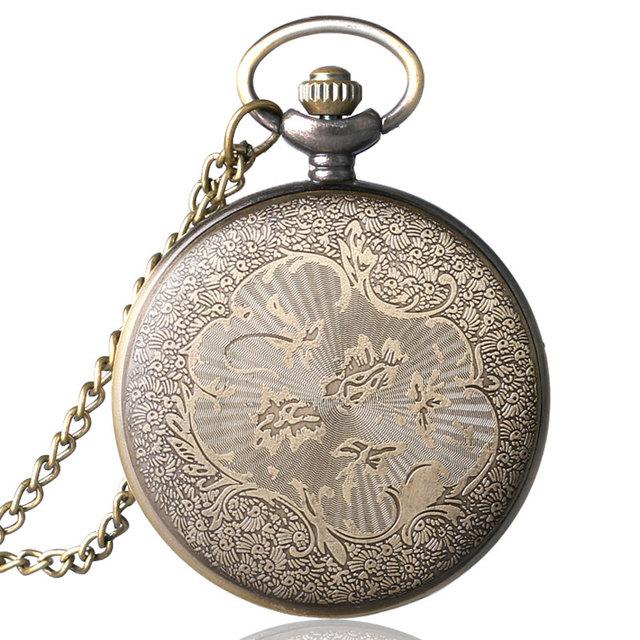 Lily's Heartbeat – Steampunk Pocket Watch