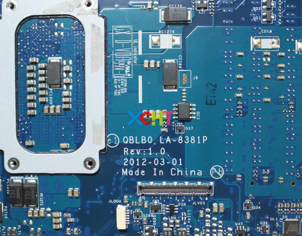 """Image 5 - for Dell Alienware 14"""" M14x R2 VG4D4 0VG4D4 CN 0VG4D4 LA 8381P S989 N13P GT A2 Laptop Motherboard Mainboard Tested-in Laptop Motherboard from Computer & Office"""