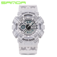 2017 New Mens Watches G Style Fashion Sport Military Digital Watch Men Top Brand Luxury S