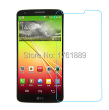 factory direct 0.26mm tranparent import phone tempered glass screen protective film for mobile phone for smartphone for LG G2