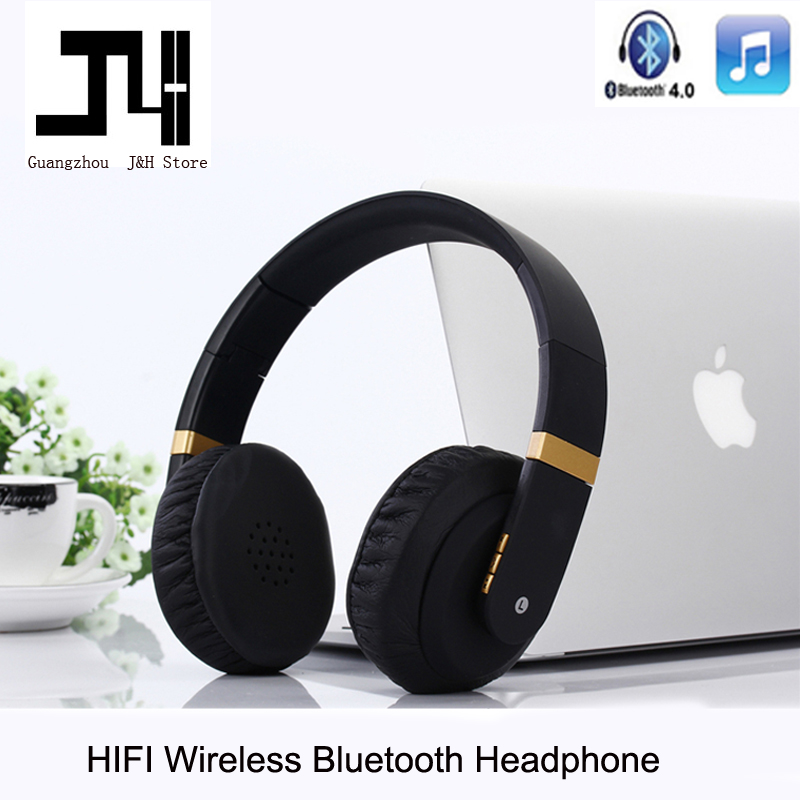 Wireless Bluetooth 4.2 Headphones HIFI Bass Stereo Headsets earbuds with Mic Fashion Folding Sport Earphone for iPhone Samsung 195hb wireless bluetooth mini headphones super bass headsets stereo sports over ear hifi earphones earbuds with mic for remax