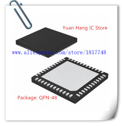 NEW 10PCS LOT STM32F091CCU6 STM32F 091CCU6 QFN 48 IC