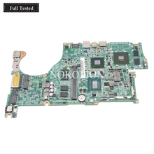 NOKOTION NBMA311003 NB.MA311.003 Main board For Acer Aspire V5-572 Laptop Motherboard DA0ZQKMB8E0 Geforce GT720M SR0XL I5-3337U