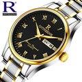Watches men luxury brand Watch RON  quartz Digital men wristwatches dive 100m Casual Fashion watch masculino Best Gift