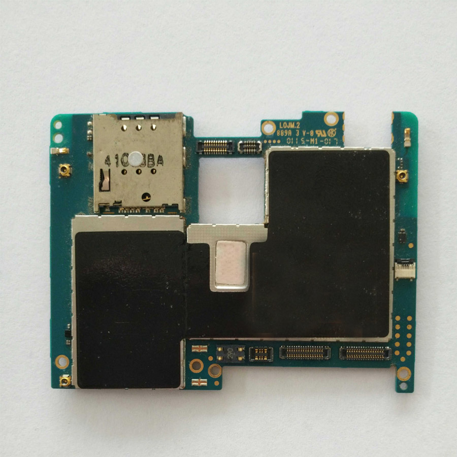 In Stock Working 32GB Board For Mei zu MX4 Motherboard Smartphone Repair Replacement With tracking number
