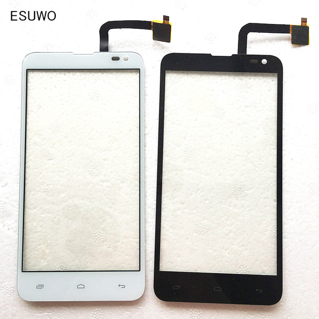 ESUWO Black White Color Touch Panel For Fly IQ4514 EVO Tech 4 Quad ...