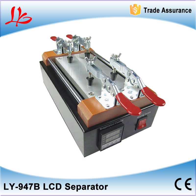 No tax, LY 947B Touch Screen Separator Separate LCD Glass for Iphone for Sumsung free shipping screen repair machine kit ly 946d lcd separator for 5 inch mobile screen 12 in 1 separate machine