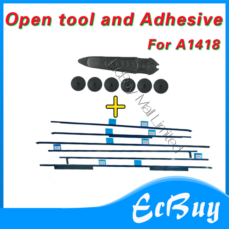 New LCD Display Adhesive Strip Sticker Tape / Tools Repair Kit for iMac A1418 21.5 2012-2017years 076-1437 076-1422 076-1444