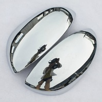 Accessories For Nissan Juke Door Mirror Cover Rear View Overlay Trim 2014 2015 2016 2017 2018 Frame Panel Chrome Car Styling