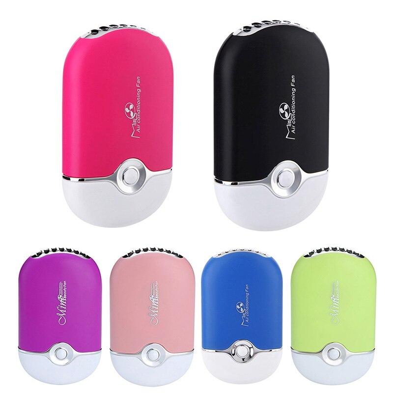 Mini USB Wimpern Fan Klimaanlage Gebläse Kleber Gepfropft Wimpern Gewidmet Trockner Schönheit Werkzeug