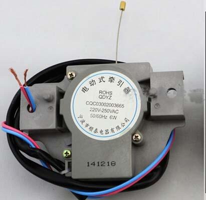 6W washing machine parts tractor QDYZ single stroke 2 wires washing machine parts timer 3 wires