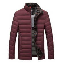 Mens White Duck Down Jacket Slim Light Down Coat Ultra Thin Feather Clothing Selected for Men 6617 New