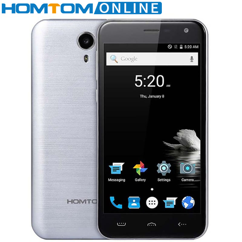 Homtom HT3 5 0 Inch HD 1280 720 font b Smartphone b font Android 5 1