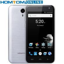 Homtom HT3 5.0 Inch HD 1280 * 720 Smartphone Android 5.1 Dual sim Card 3G 4G 1GB RAM 8GB ROM Quad Core Mobile phone