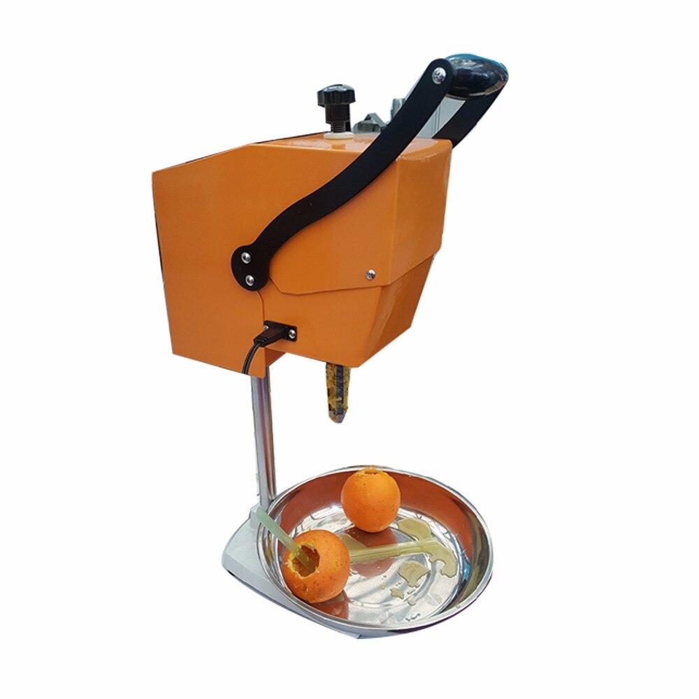 Machine de presse-agrumes de fruits frais Pitaya/Orange presse-agrumes de fruits frais pas besoin de peler 100% pur jus Direct à boire