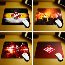 MaiYaCa Spartak Moscow Flag Durable New Arrivals Mousemats Size 18*22cm and 25*29cm