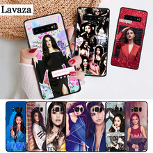 Lavaza Selena Gomez Selena Marie Gomez Silicone Case for Samsung S6 Edge S7 S8 Plus S9 S10 S10e Note 8 9 10 M10 M20 M30 M40 eddiee gomez heart of gold