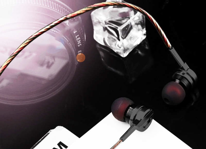 Artisome Super Bass Wired Earphone For Phone Stereo Mic Metal Earphone For iPhone Samsung Xiaomi Headphones Accessories (15)