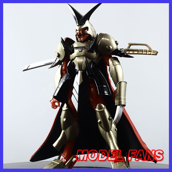 MODEL FANS INSTOCK lutoys model Ronin Warriors YoroiDen Samurai Troopers darkness demon general Anubis Metal Cloth Armor Plus-in Action & Toy Figures from Toys & Hobbies