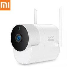 Xiaomi Xiaovv Outdoor Macchina Fotografica Panoramica 1080P 180 ° Impermeabile Intelligente Telecamere IP Macchina Fotografica Senza Fili di Visione Notturna A Raggi Infrarossi di Controllo APP
