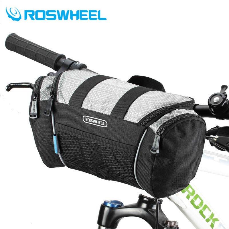Waterproof Riding Cycling Bike Handlebar Bag Bicycle Front Tube Pocket Pack Pro