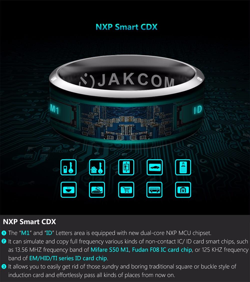 Smart NFC Magic Ring Jakcom R3 (8)
