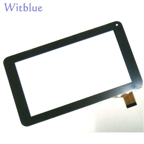 Witblue New Touch Screen for 7 iLife Itell K1100Q Tablet Touch panel Digitizer Glass Sensor Replacement Free Shipping witblue new touch screen for 10 1 tablet dp101213 f2 touch panel digitizer glass sensor replacement free shipping