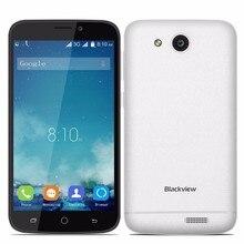 Blackview A5 Телефон 4.5 Дюймов 3 Г Смартфон Android 6.0 OS MTK6580 Quad-core 1.3 ГГц 1 ГБ + 8 ГБ 5.0MP Две СИМ-Карты WCDMA мобильного телефон