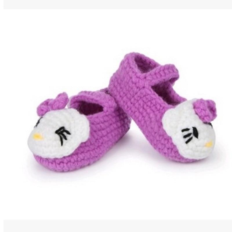 Baby Girl Crochet Ballerina Slippers Baby Girl Shoes Baby Slippers