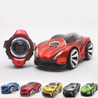 Intelligence Watch Acoustic Remote Control 6 Sytles Optional Voice Control Car For Children Gift Intelligence TOYS