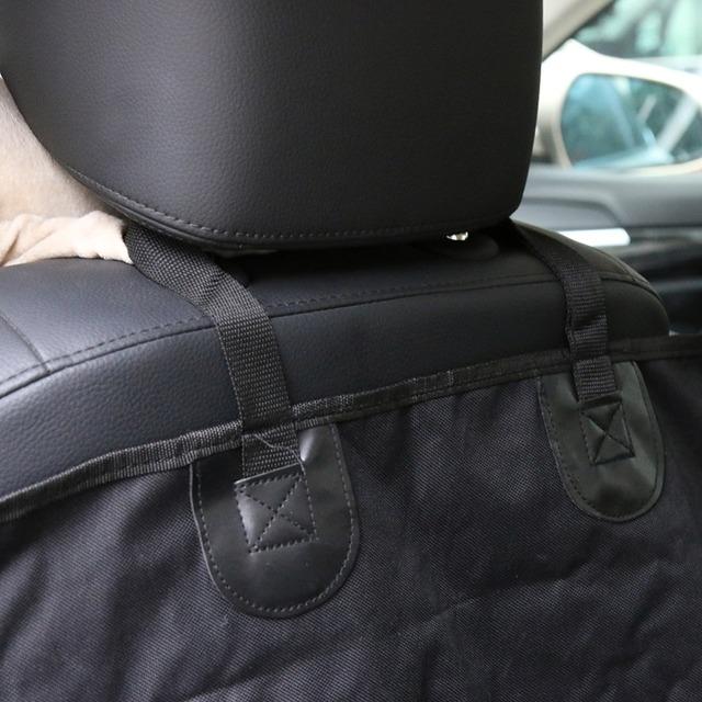 Waterproof Pets Car Seat Covers