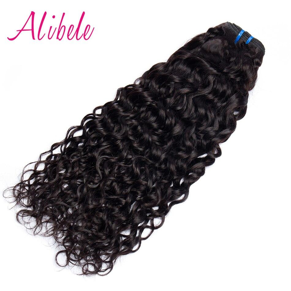 aliexpresscom buy alibele hair bundles peruvian water