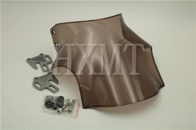 Novo Para Suzuki Bandido GSF 600 1200 GS500 GSX1100G VX800 ABS Motocicleta de moto Pára-brisas / Pára-brisas + parafusos de fumaça de Alta qualidade