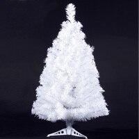 90 cm Blanc Artificielle Arbre De Noël Parti Événement Fasion Décoration De Noël Mini Table Ornement Adornos Navidad
