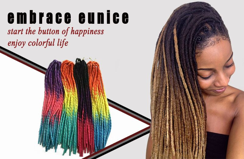 Ombre Braiding Hair Styles Sisterlocks Crochet Hair Extensions