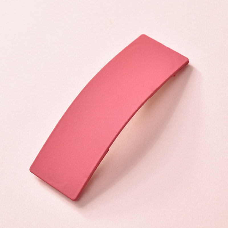 2PC Korean fashion rectangular hair clips variety of sweet personality girl hair accessories children high quality Accessories in Hair Accessories from Mother Kids