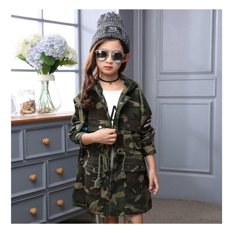 Высокое качество зимняя одежда детское пальто мультфильм ракета печати камуфляжная одежда Для мальчиков и девочек Костюмы длинное пальто ...