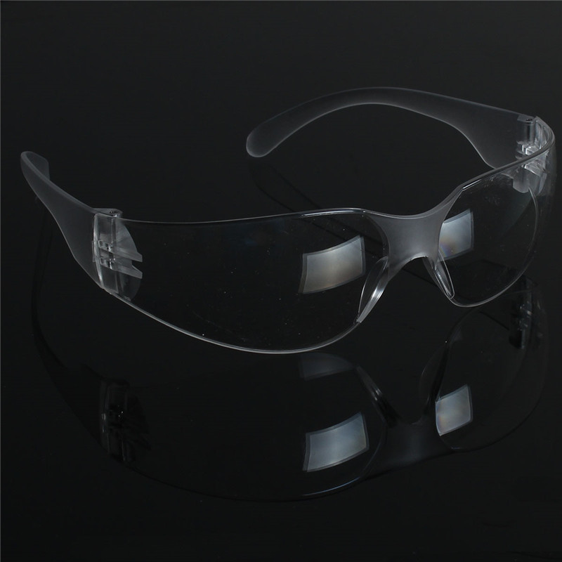 NEW Safurance 5 PCS a Lot  Lab Eye Protection Protective Eyewear Safety Glasses Clear Lens Workplace Safety Goggles new safurance pro tree carving fall protection rock climbing equip gear rappelling harness workplace safety