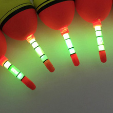 5pcs Size 5/10/15/20/30/50g Luminous Fishing Float Light Stick EVA Glowing Night Fishing Float Foam Float Tube Buoy