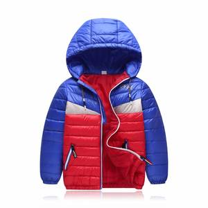 299548dc66a Tammy Ada Boys Girls Winter Parkas Jackets Baby Kids Coat