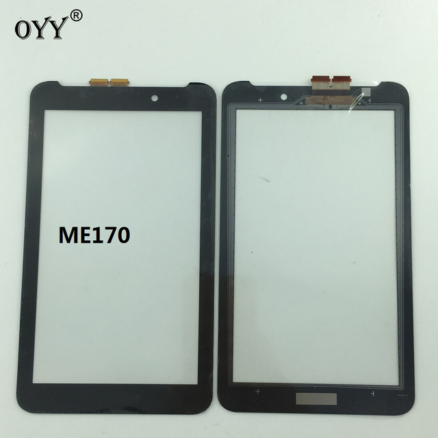 "touch Screen Digitizer Glass Panel Replacement Parts 7"" For Asus MeMO Pad 7 ME170 ME170C K012"