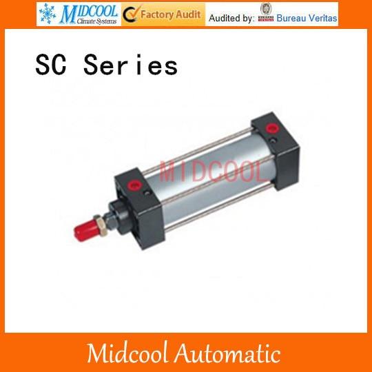 SC40 Cylinder, Bore:40mm, Stroke: 200/250/300/350/400/450/500mm sc40 50 40mm bore 50mm stroke sc40x50 sc