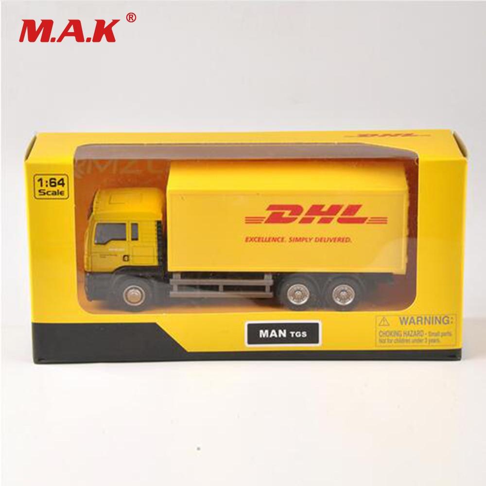 1:64 modelo de escala del carro camión Diecast expreso modelo de - Vehículos de juguete para niños - foto 2