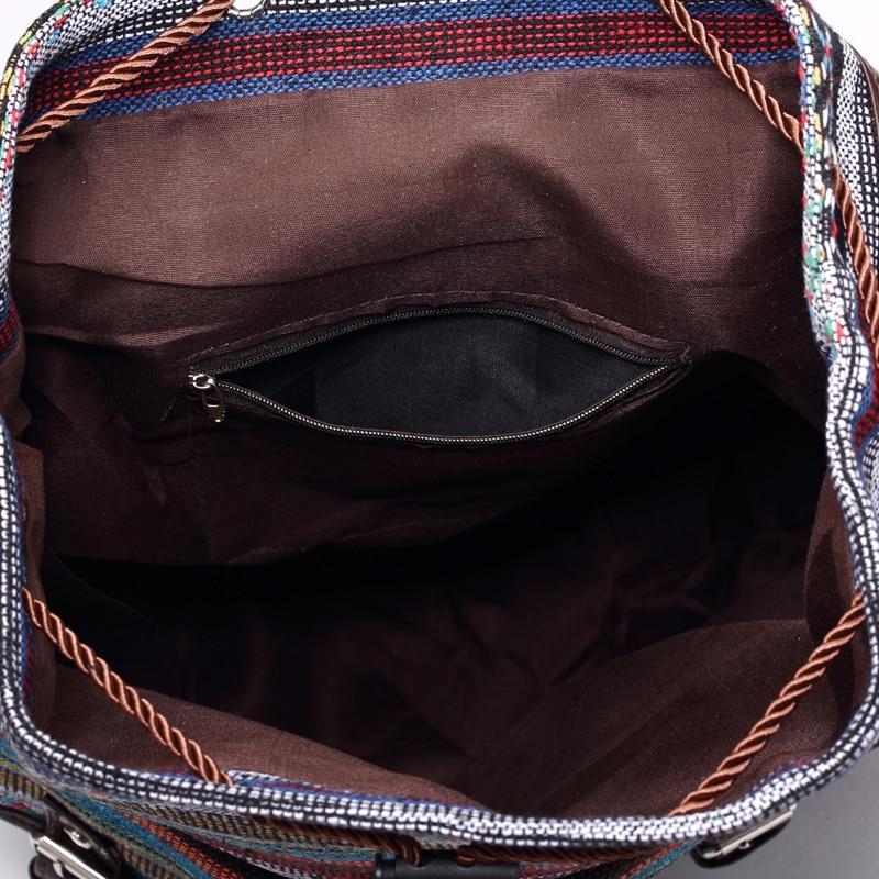 novas mulheres marca mochila de Open Method : String Open
