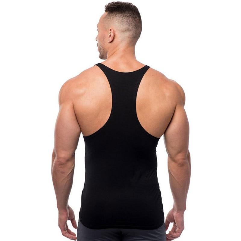 ALI shop ...  ... 32891020065 ... 2 ... GYMNORTH Tank Top Men Bodybuilding Ropa De Hombre 2018 Regatas Masculino Gyms Tank Top Cotton Fitness Clothing BX03 ...
